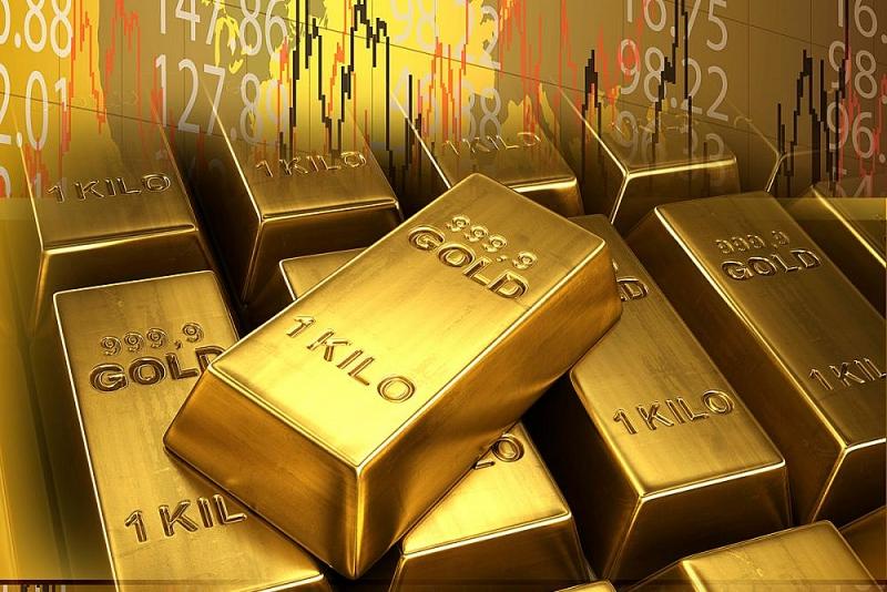 Giá vàng hôm nay 15/7: Biến động trái chiều sau khi tăng 1% vào phiên trước