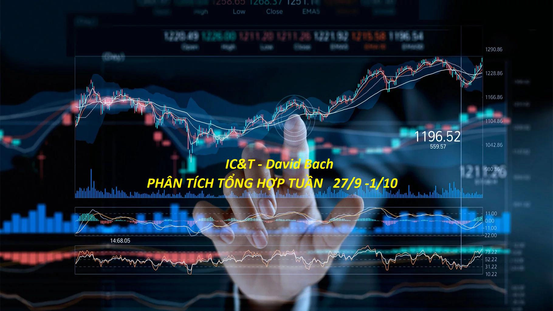 Tổng hợp phân tích tuần - thị trường tài chính 27/9-01/10/2021