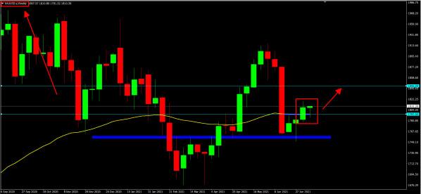 Phân tích XAU/USD: Vàng có tiếp tục đà tăng???