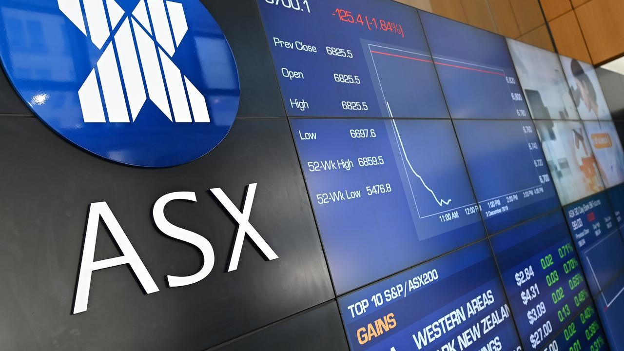 Chỉ số ASX200 của Úc giảm vào đầu phiên giao dịch