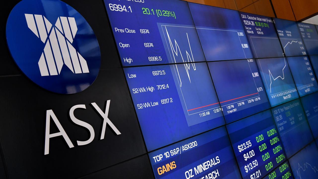 Chỉ số ASX 200 của Úc biến động trong phiên giao dịch sớm