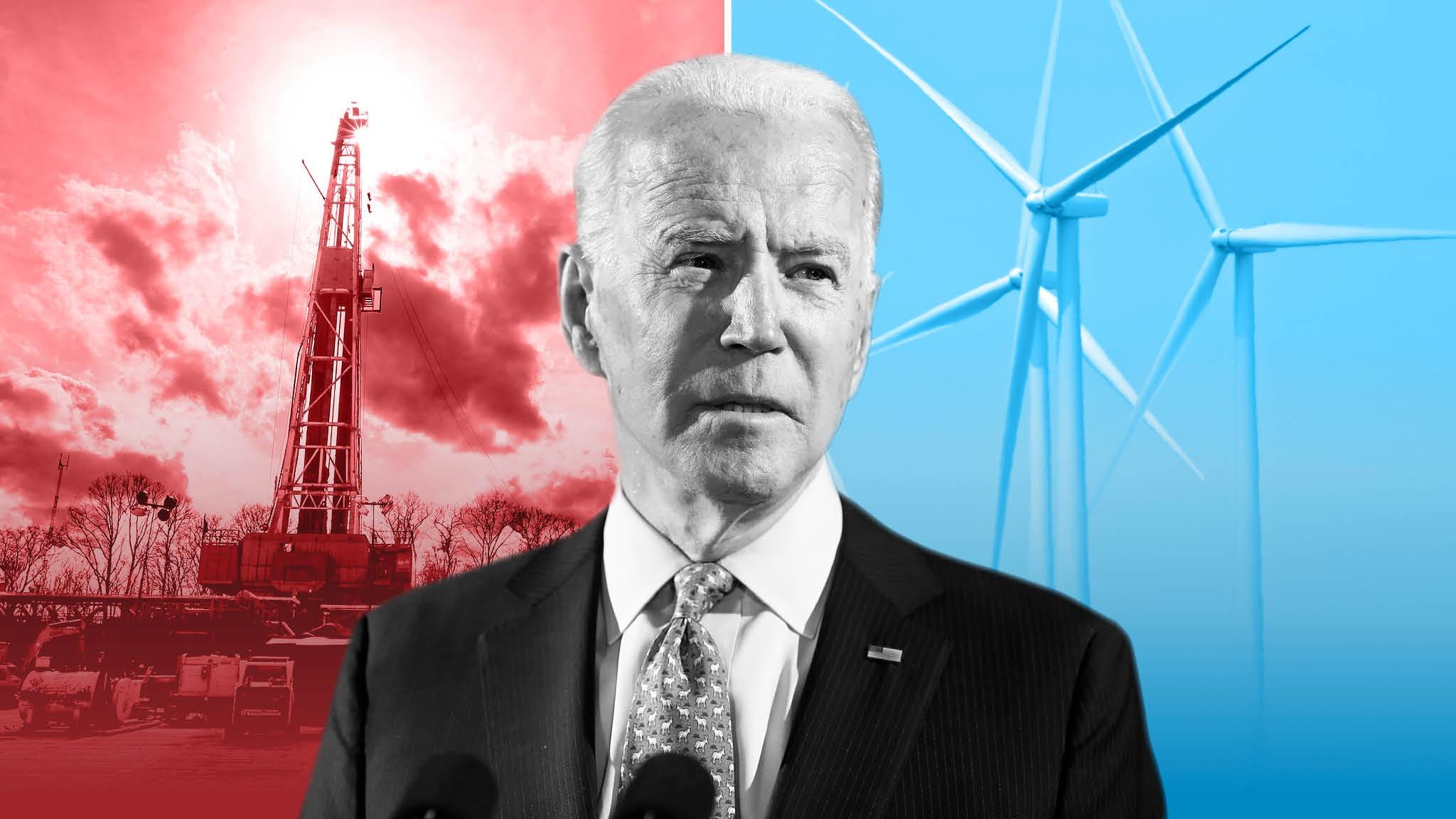 Chính quyền ông Biden loay hoay giữa lúc giá dầu hướng đến mốc 100 USD/thùng