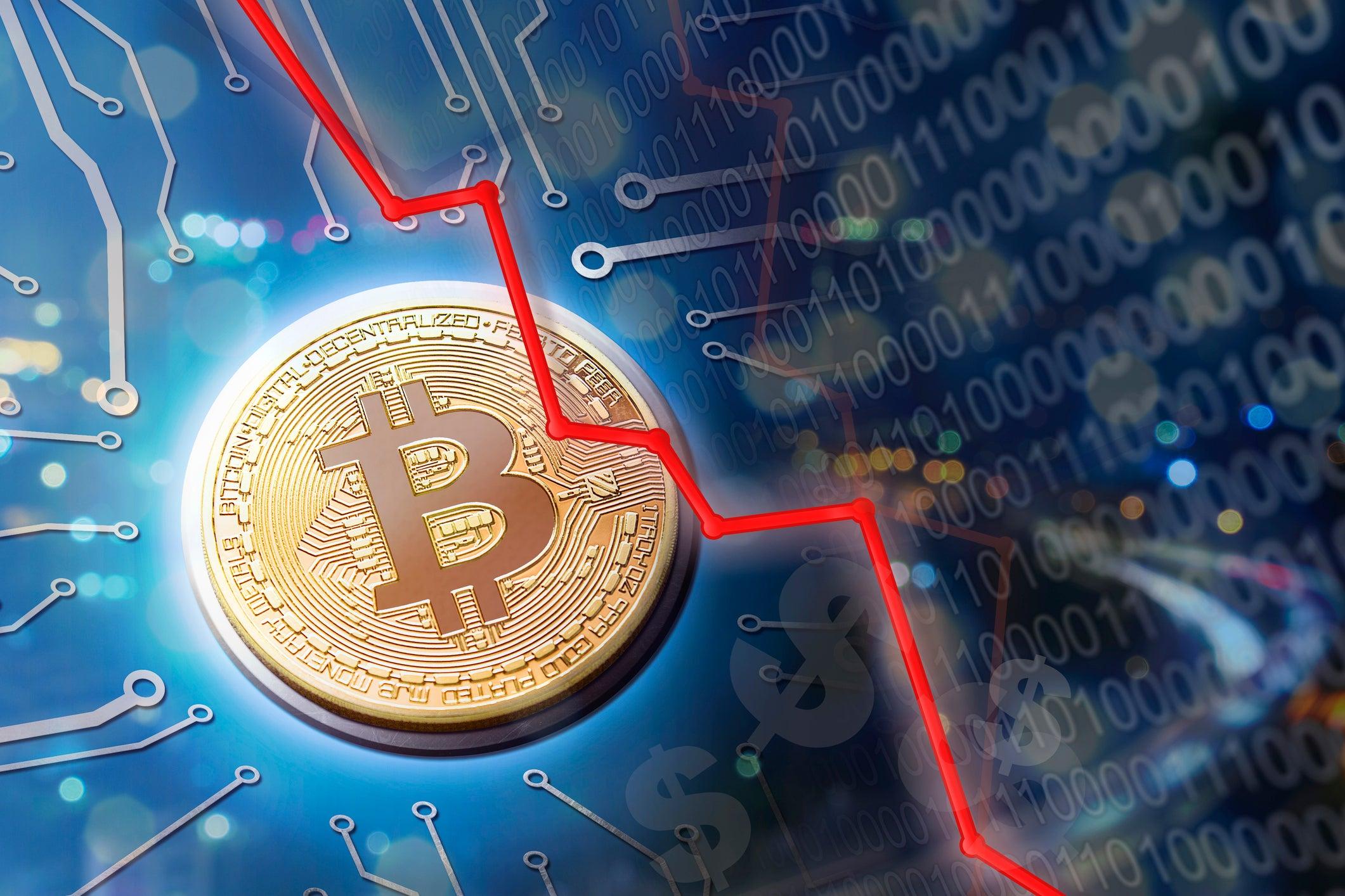 Dự liệu on-chain cho thấy Bitcoin có thể giảm về $ 28.000
