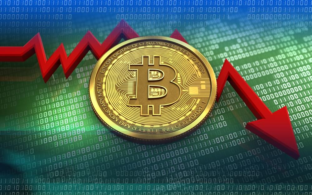 Giá bitcoin hôm nay 8/9: Lao dốc, thị trường đỏ lửa