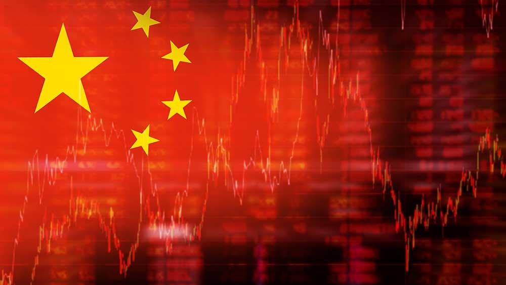 """Chứng khoán Trung Quốc lại """"đỏ lửa"""" bất chấp chính phủ đã ra tay giải cứu"""