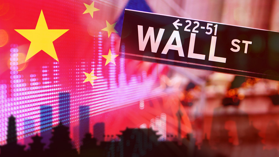 Doanh nghiệp Trung Quốc niêm yết tại Mỹ mất 829 tỷ USD vốn hoá