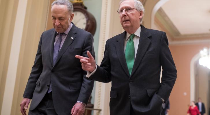 Thượng viện Mỹ không đạt nhiều tiến triển trong dự luật đầu tư hạ tầng 1.000 tỷ USD