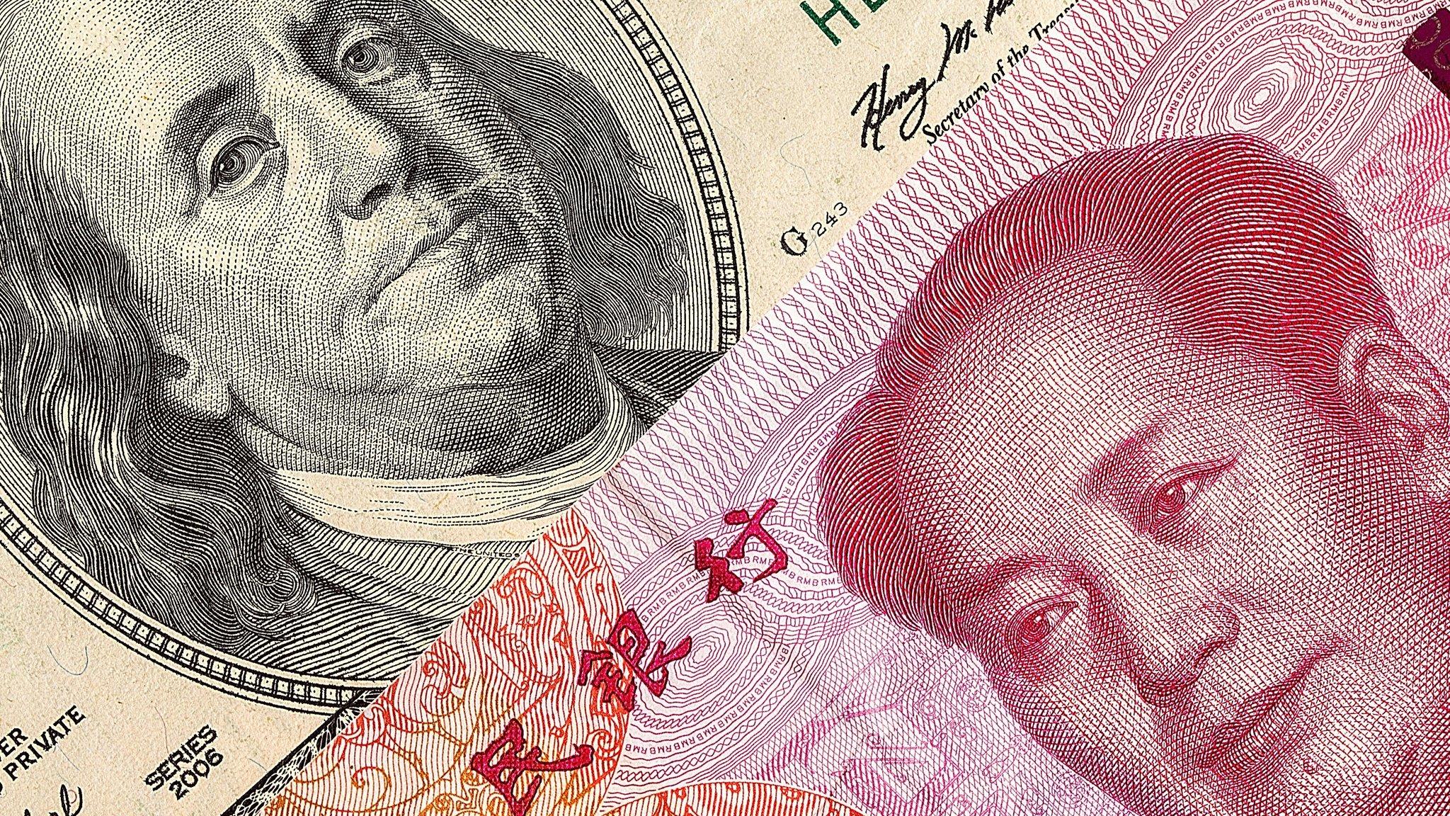 Những thứ mà kinh tế Trung Quốc sợ nhất lại đang giúp USD tăng giá mạnh