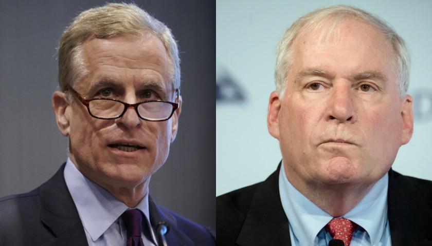 Hai quan chức cấp cao của Fed từ chức sau lùm xùm về chứng khoán