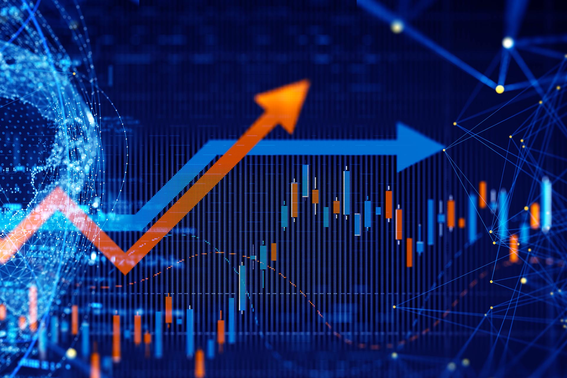 Đợt điều chỉnh đến gần khi thị trường ngoại hối chịu ảnh hưởng giảm của chứng khoán
