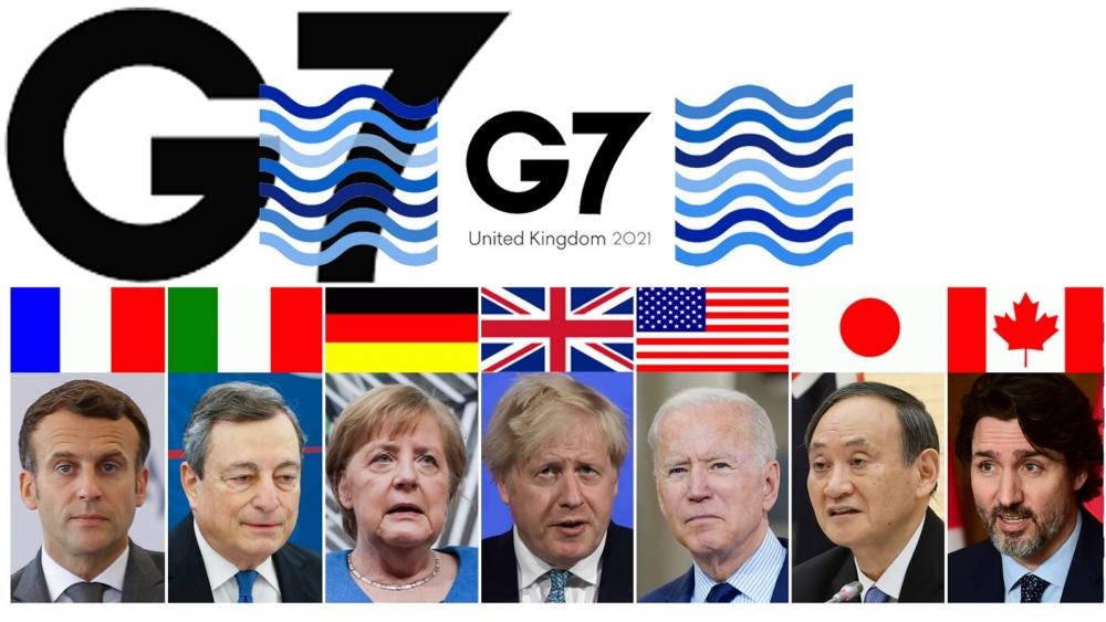 Các quan chức nhóm G7 tán thành các nguyên tắc với tiền tệ kỹ thuật số của NHTW