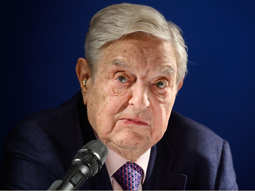 """Huyền thoại George Soros: """"Thật sai lầm khi rót hàng tỷ USD vào Trung Quốc ngay lúc này"""""""