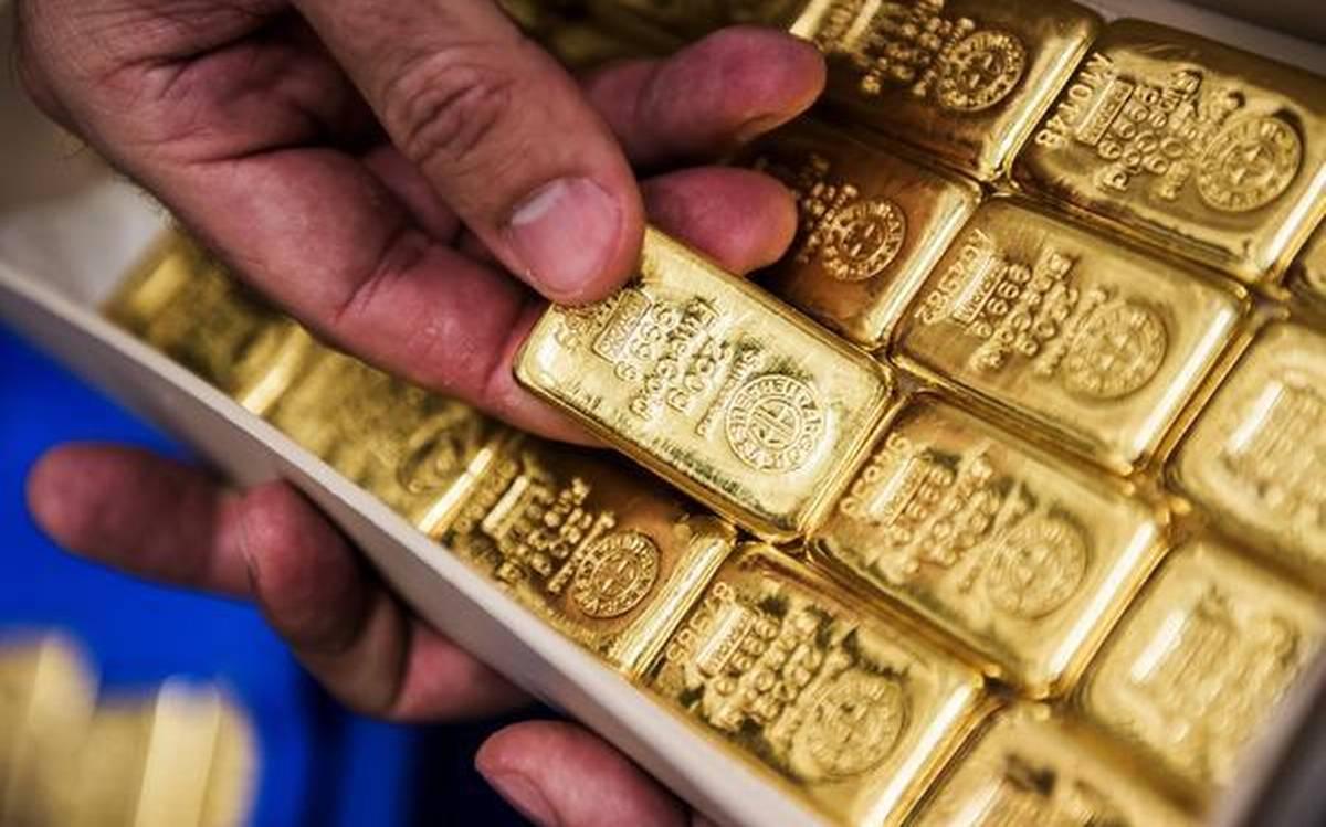 Giá vàng hôm nay 25/8: Giảm trở lại, nhưng vẫn trên mốc 1.800 USD/ounce