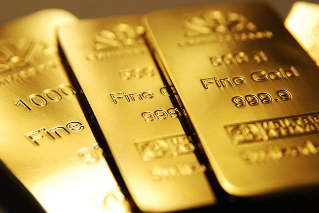 Giá vàng hôm nay 15/9: Giảm nhẹ sau khi trở lại trên 1.800 USD/ounce