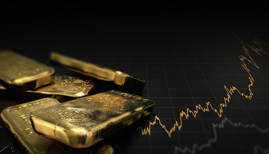 Giá vàng hôm nay 26/8: Tăng nhẹ trở lại sau khi giảm xuống dưới mốc 1.800 USD/ounce