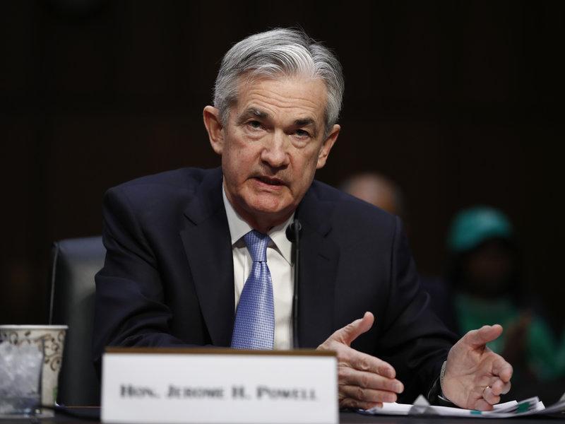 Chủ tịch Fed: Lạm phát cao sẽ kéo dài đến 2022