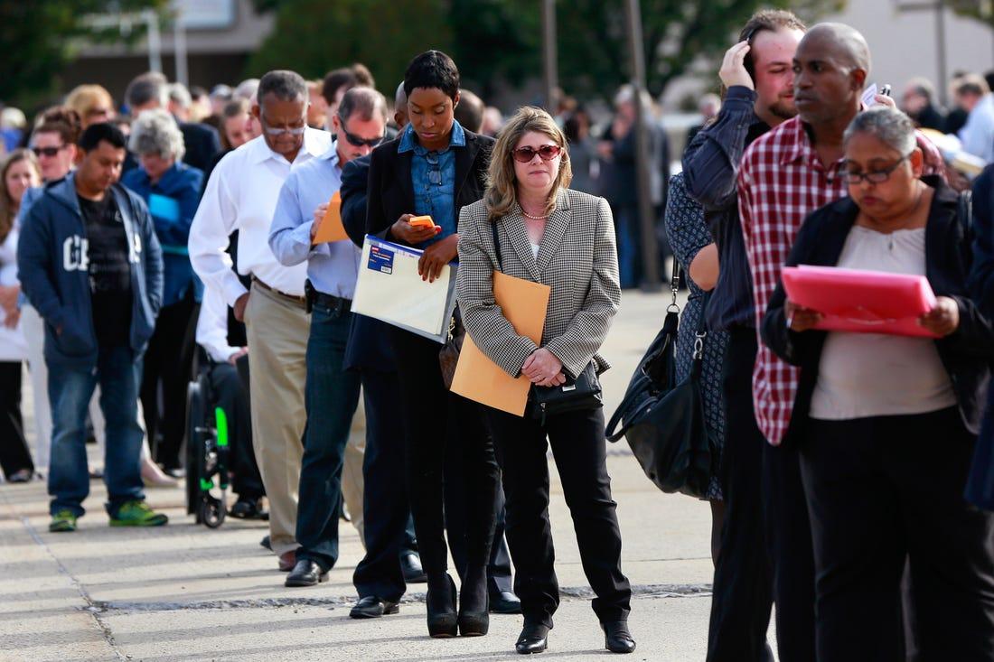 Mỹ: Số đơn xin trợ cấp thất nghiệp lần đầu thấp nhất 17 tháng