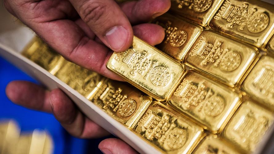 Giá vàng hôm nay 28/9: Dao động quanh mốc 1.750 USD/ounce