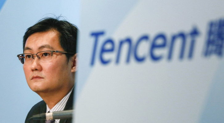 Phá kỷ lục buồn của Jack Ma, sếp Tencent mất 14 tỷ USD sau cú bán tháo