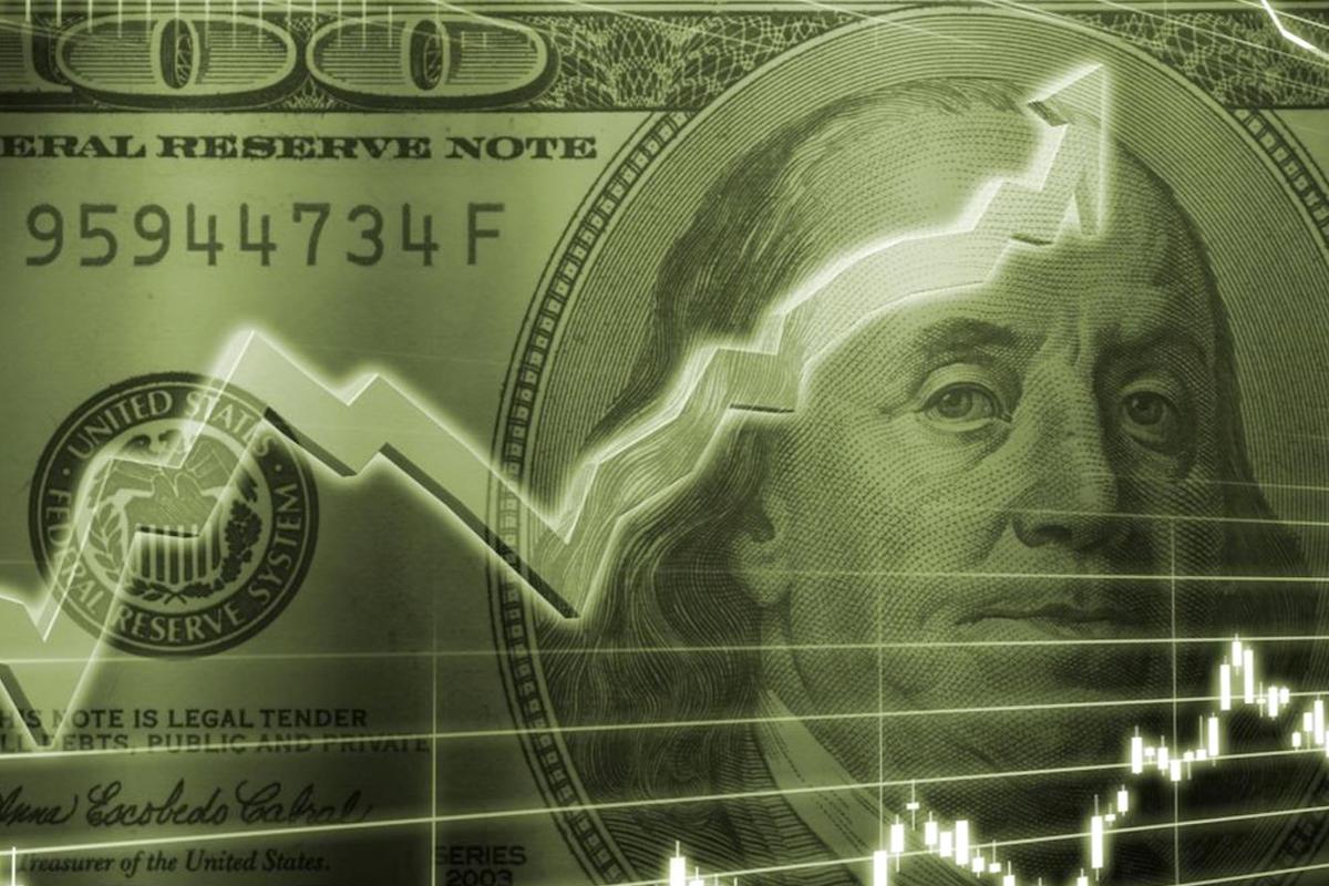 Đồng Đô la tiếp tục tăng giá trước khi Mỹ công bố dữ liệu lạm phát